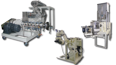 snack extrusion system